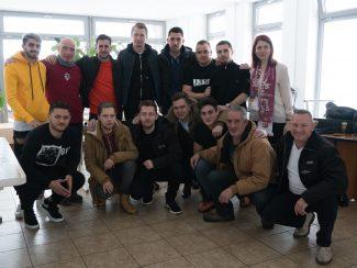 Fotbalisti-CFR-Peluza-Visinie